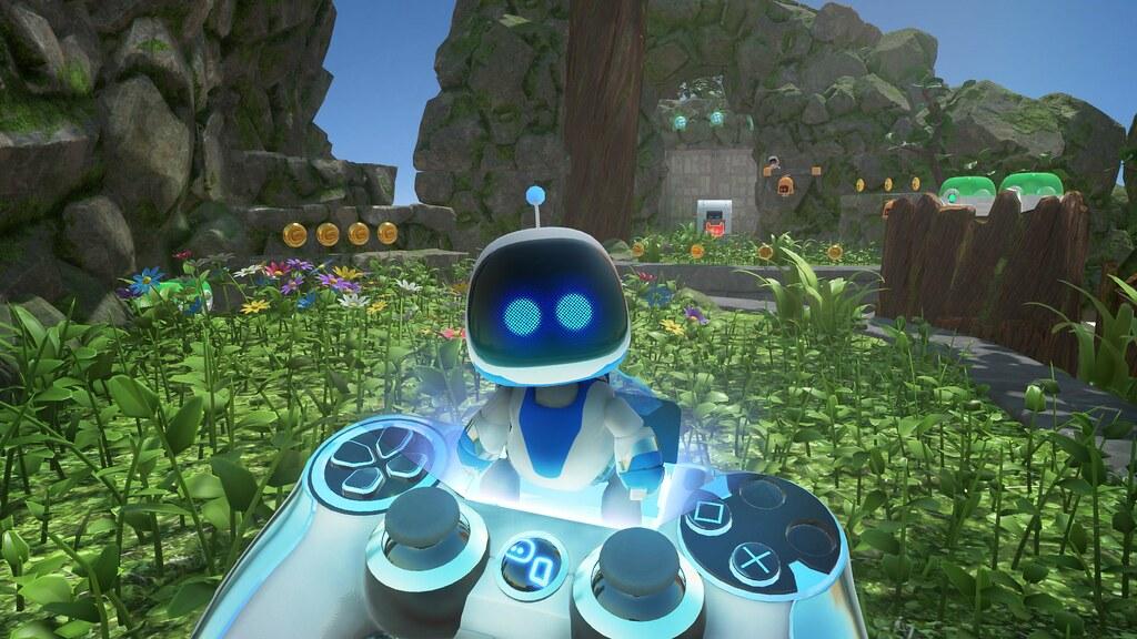 28315124168 f0aa5272d3 b - Erscheint demnächst für PS VR: Astro Bot Rescue Mission, von den Machern von The Playroom