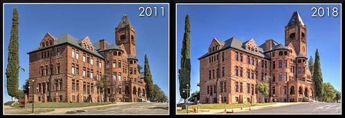 2011 vs 2018 pictures the school industries preston castle ione ca