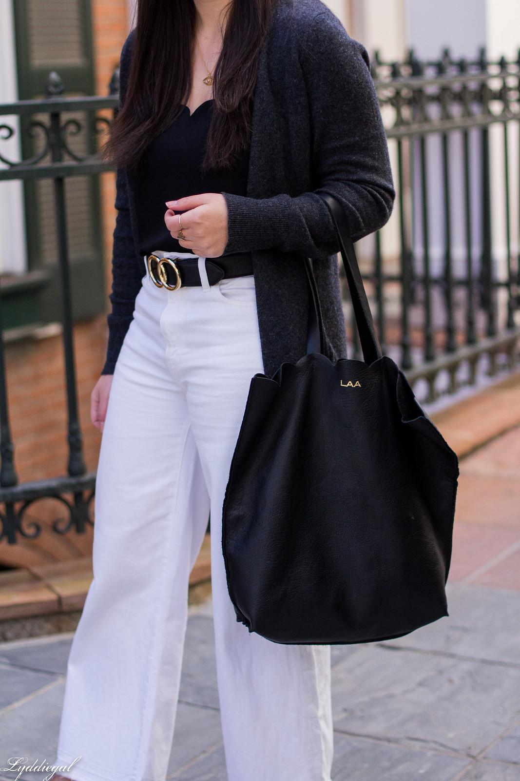 black scalloped tank, white wide leg jeans, grey cashmere cardigan-11.jpg