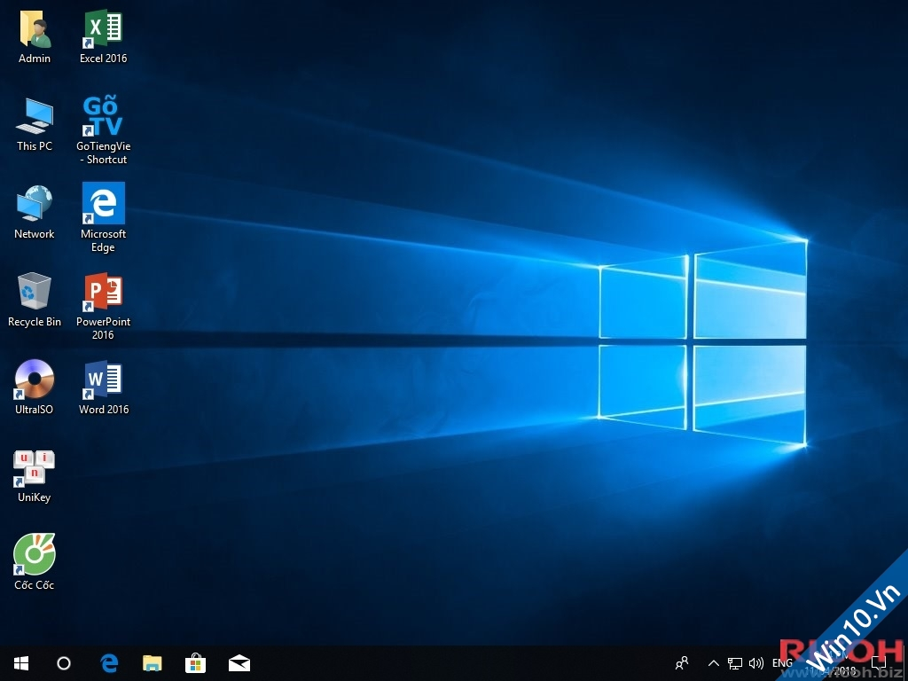 Ghost Win 10 Pro Redstone 4 (X86-x64)_MBR & UEFI- by hoanchien 51