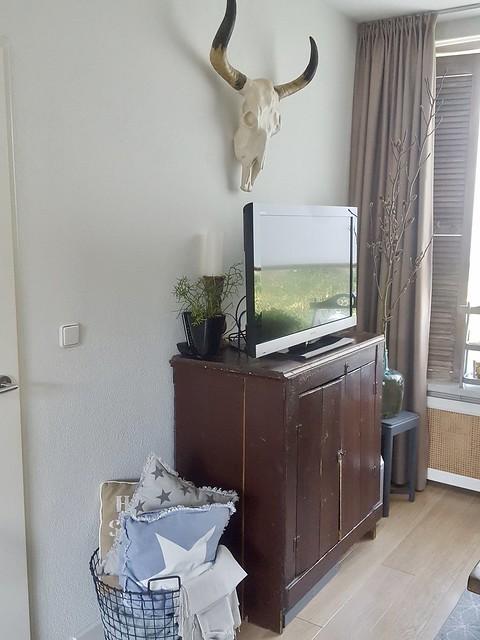 TV kast landelijk