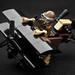 BIPLANE - steampunk by delayice