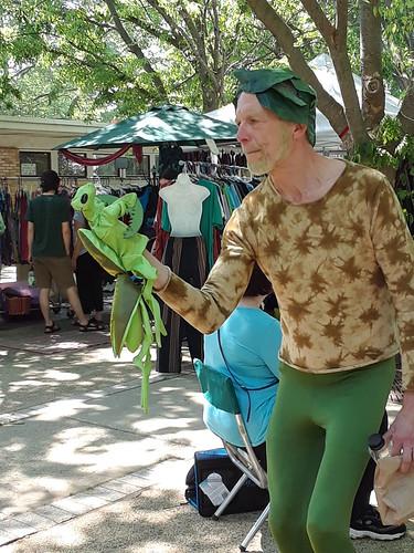 Greenbelt Green Man Festival.