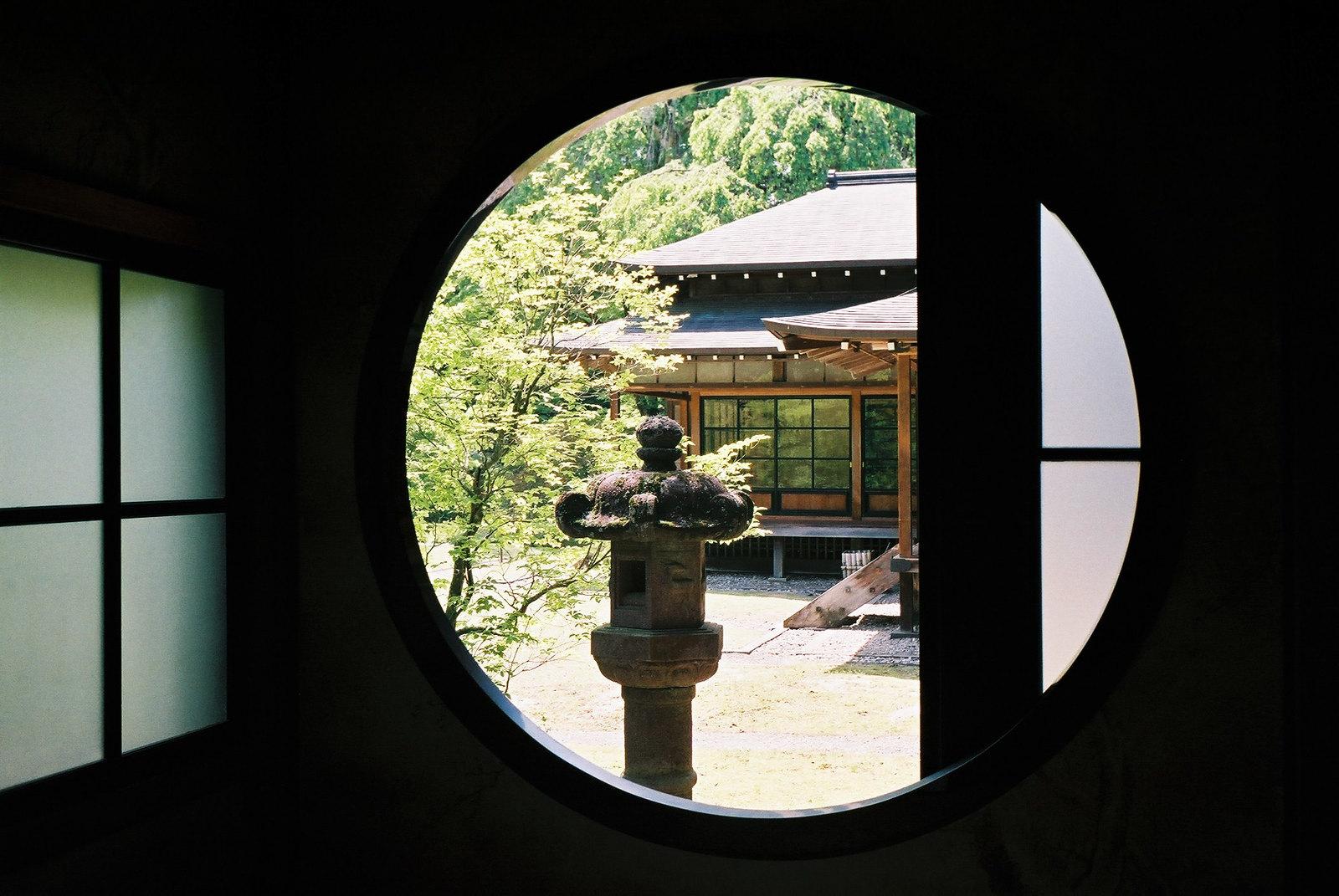 circular window