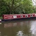 Rising Lane Moorings, Grand Union Canal @Lapworth