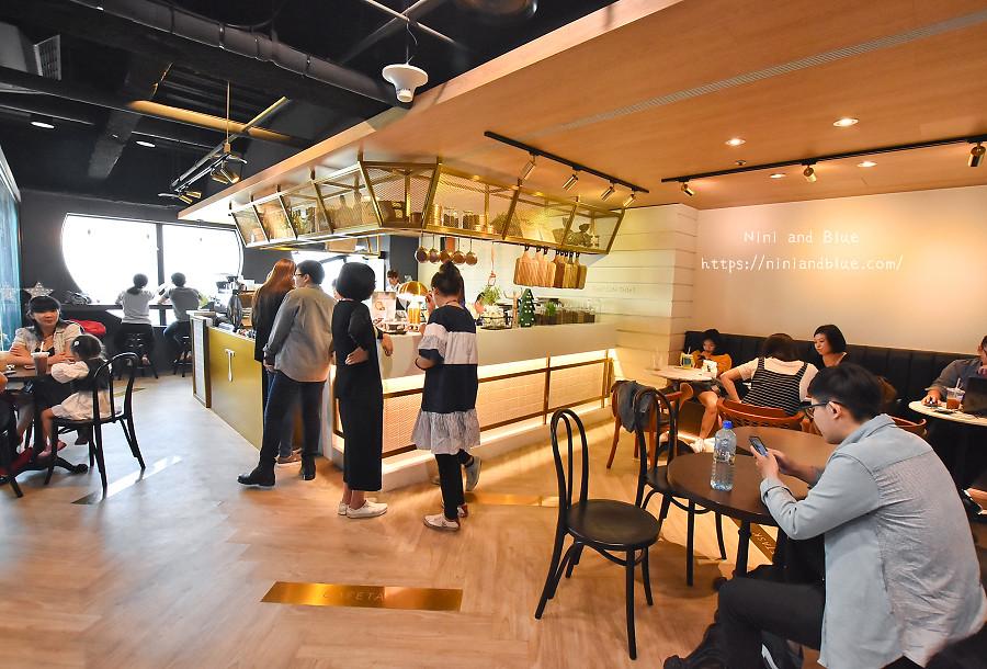 咖啡任務 台中最高咖啡館 夜景01