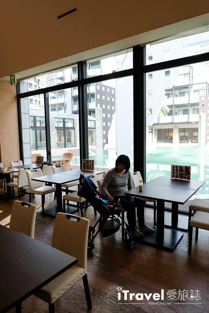 福冈饭店推荐 The Residential Suites Fukuoka (48)