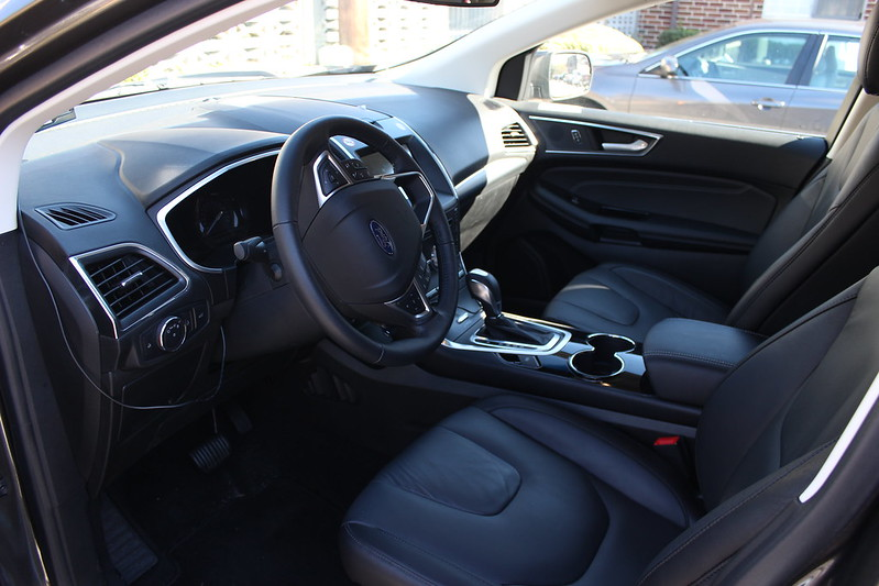 Ford Edge 2017