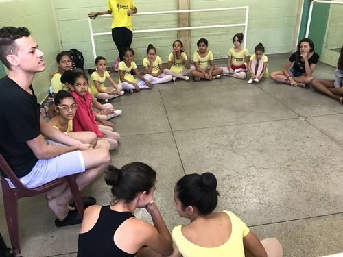 Dança Bacana II | Aulas