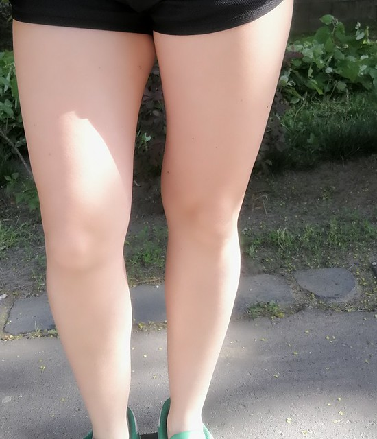 Would you caress my smooth legs?