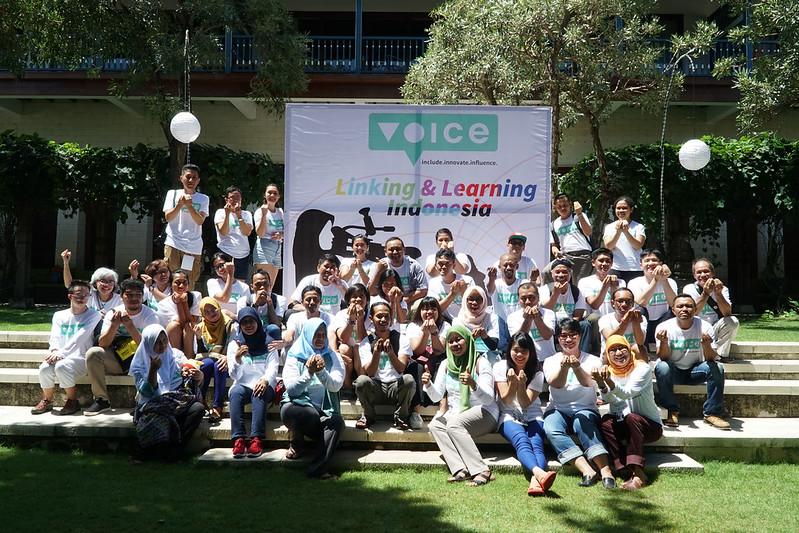 Kamp Linking and Learning, Bali 2018