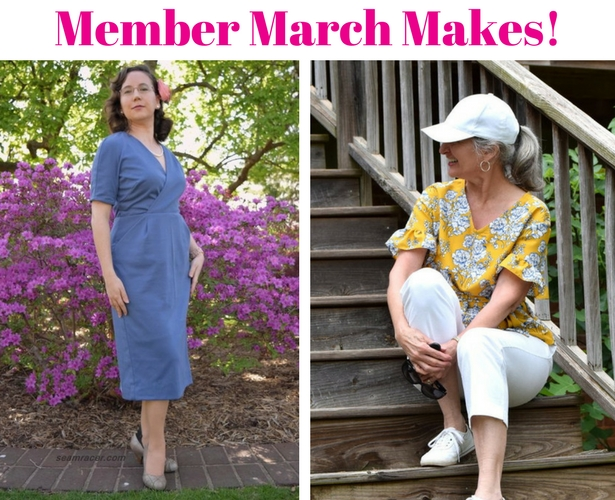 Member March Makes 1