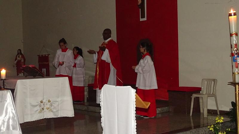Missa em Ação de Graças aos 20 anos de Sacerdote