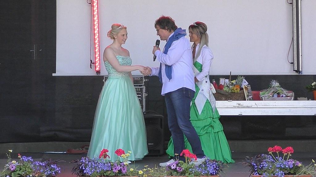 Amtsübergabe Birkenenfest 2018