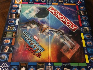 Guardians Monopoly