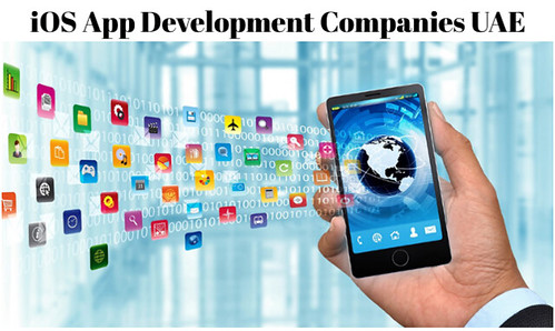 iOS application development companies UAE