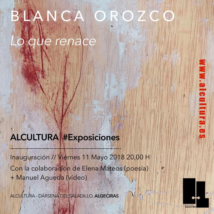 Cartel expo Blanca Orozco1