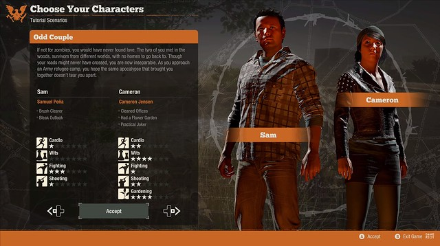 State of Decay 2 - Choose Your Character