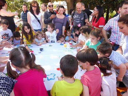 Fiesta de la Familia del Colegio Antonio Gala