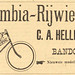 Columbia Bicycles 1899 Dutch East Indies