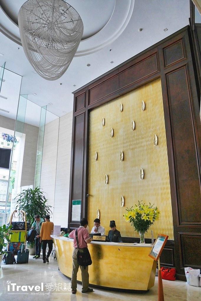 越南孟清河内中心酒店 (8)