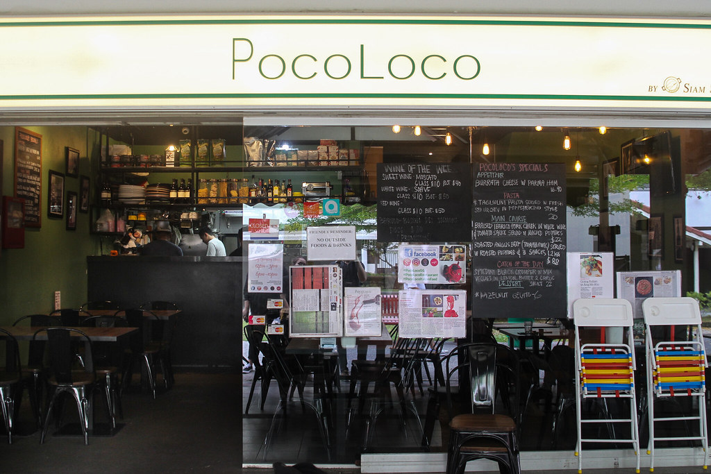 Pocoloco店面