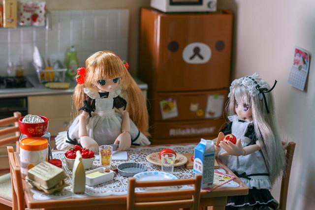 [Azone Lil'Fairy] Bienvenue au Maid Café ~~ - Page 2 41306036654_e7cf270101_z