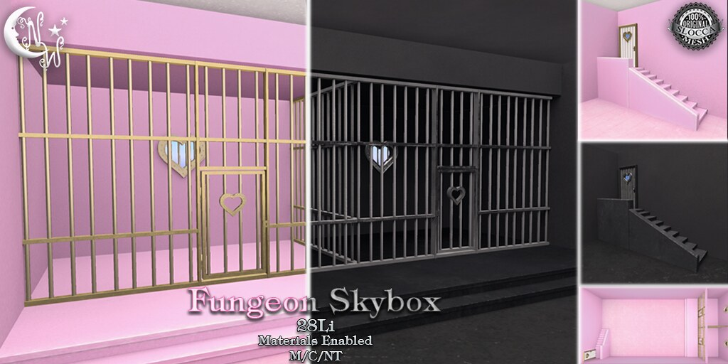*NW* Fungeon Skybox