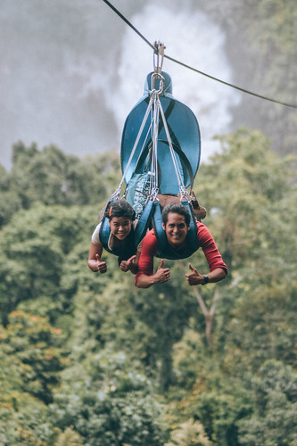 lake sebu zipline