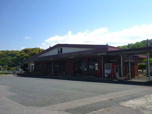 JR Takibe Station