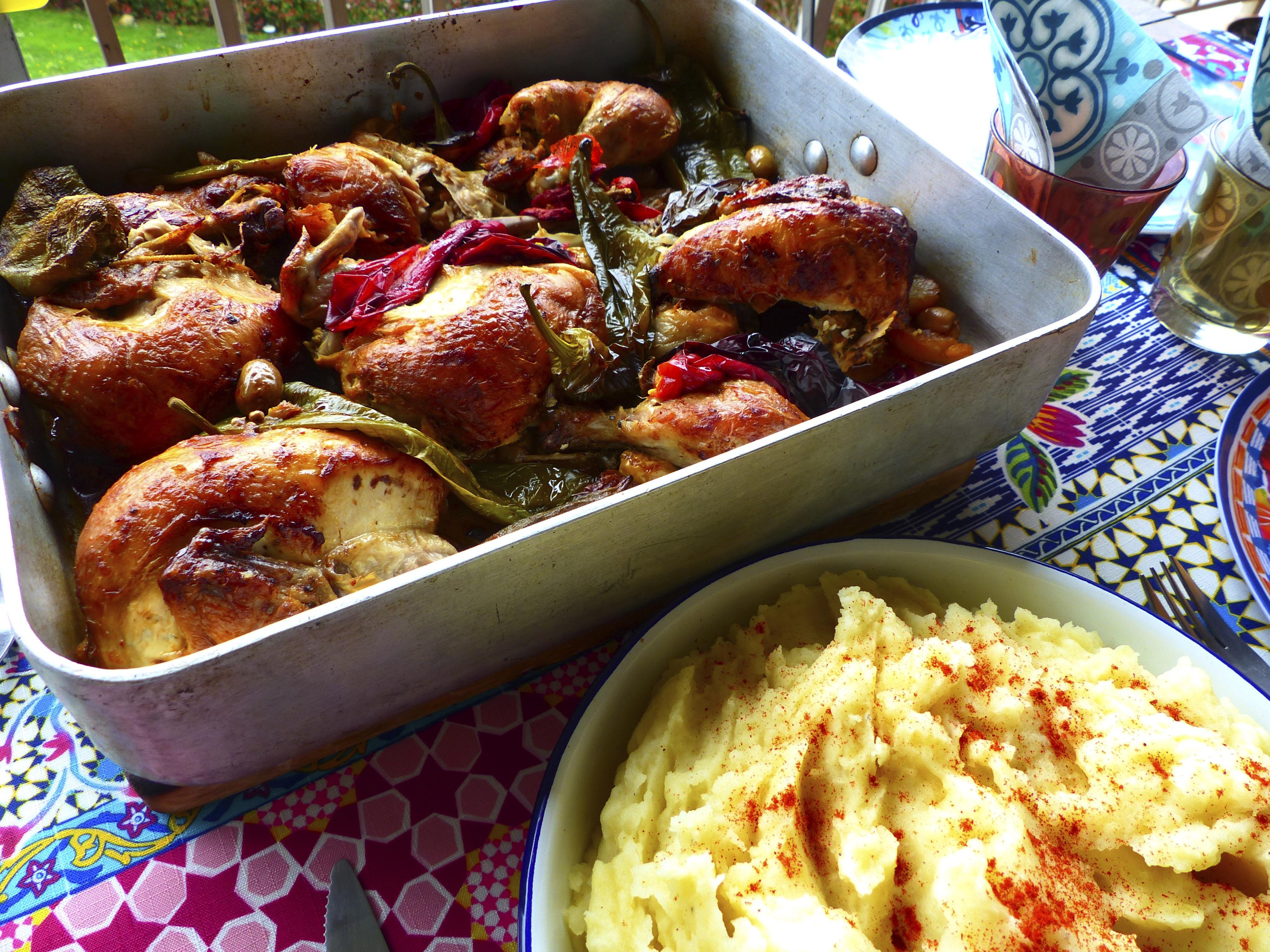 poulet oriental