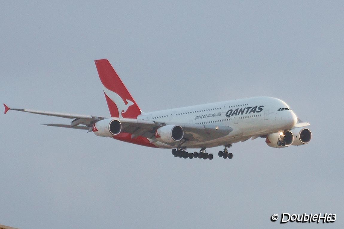 388 Qantas LHR