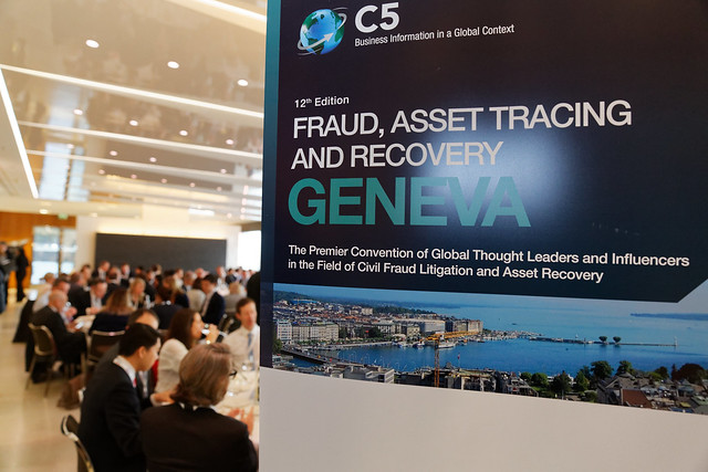 Fraud, Asset Tracing & Recovery Geneva 2018