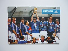 ADIDAS SOCCER CATALOGUE (FUSSBALL 1999/2000)