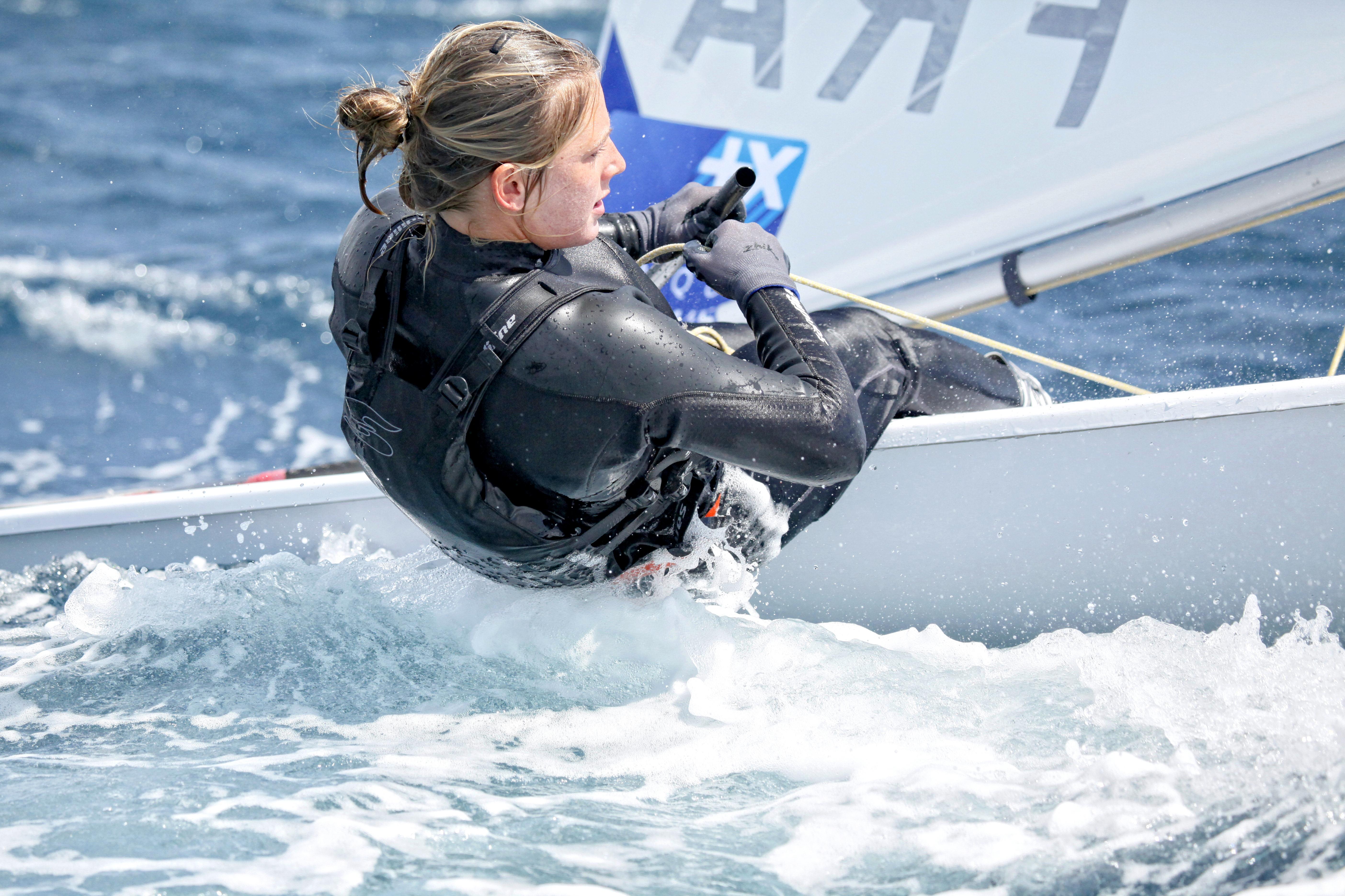 ISAF Sailing World Cup Hyères - Fédération Française de Voile