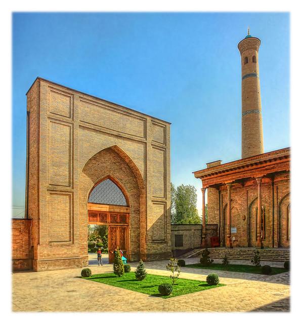 Taschkent UZ - Juma Mosque 02