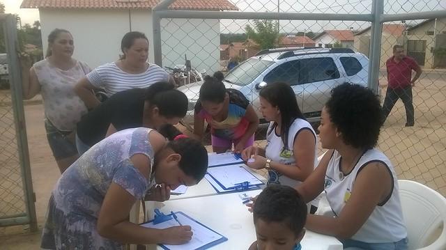 Programa Moradia Urbana com Tecnologia Social - MUTS em Balsas/MA.
