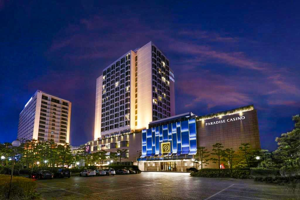 Paradise Hotel and Casino Busan 1