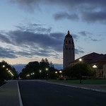 Stanford in the Morning