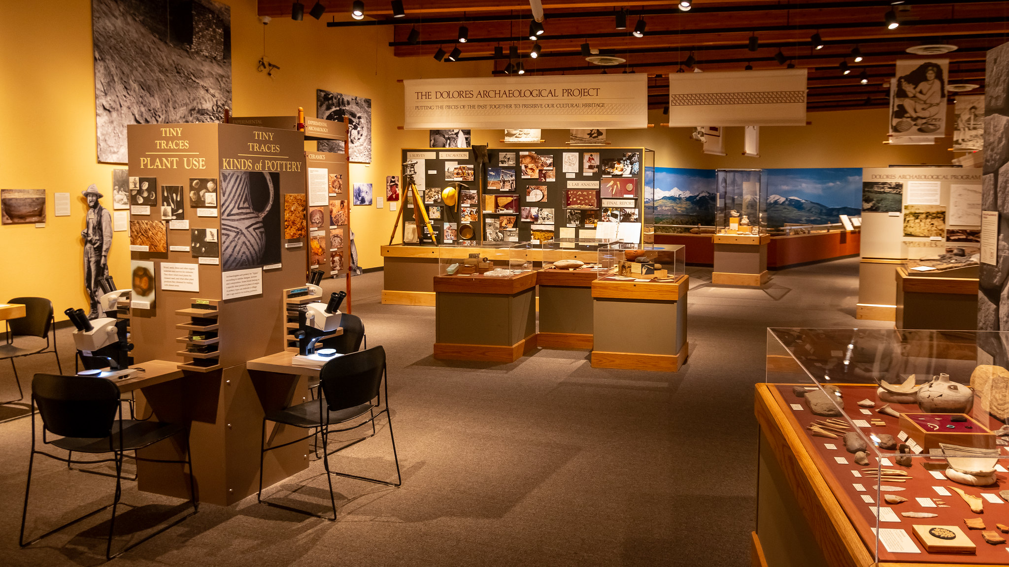 Anasazi Heritage Center - Colorado - [USA]