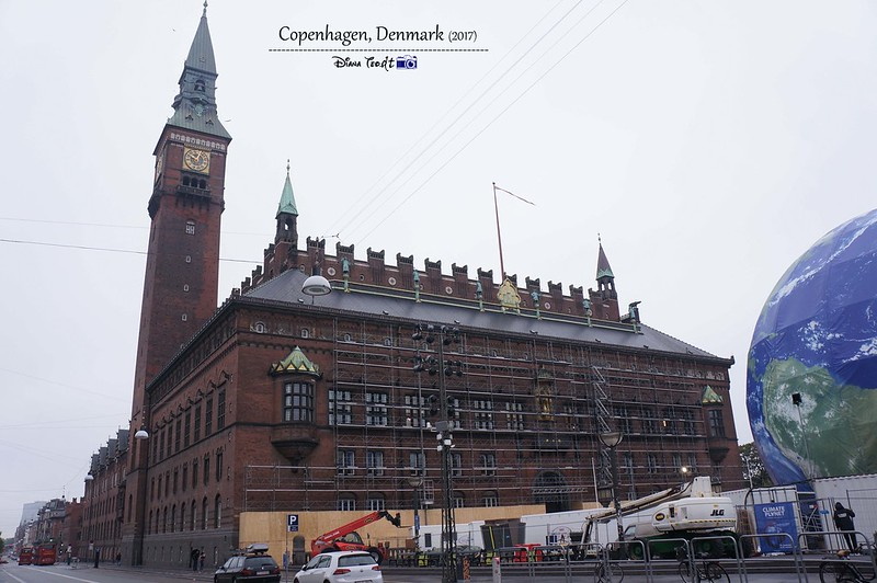 2017 Europe Copenhagen City Hall
