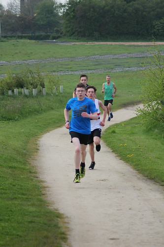 Ormskirk parkrun #214 5th May 2018