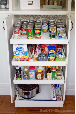 Brilliant Small Kitchen Pantry Organization Ideas That Ll Save You A