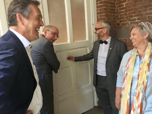 2018.06.07|Opening ontmoetingsruimte Het Huis Leuven