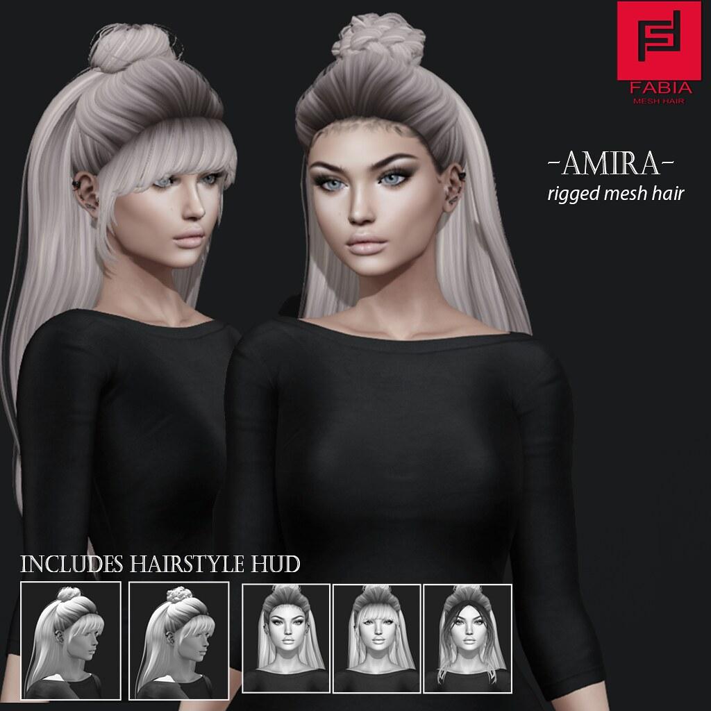 Amira - TeleportHub.com Live!
