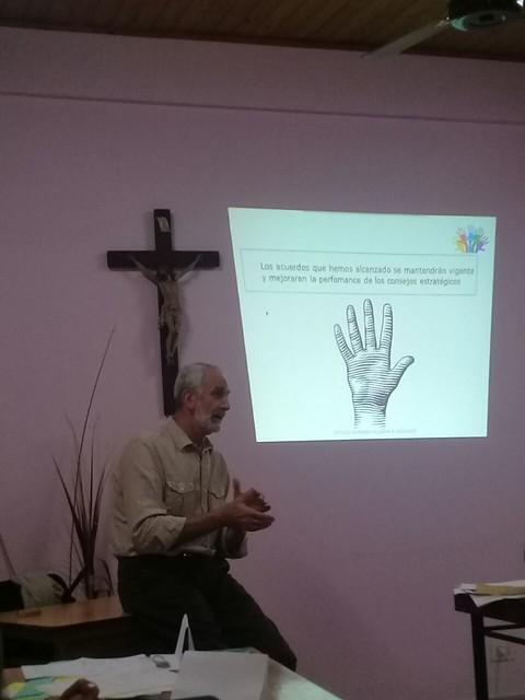 Capacitación con Bernardo Blejmar