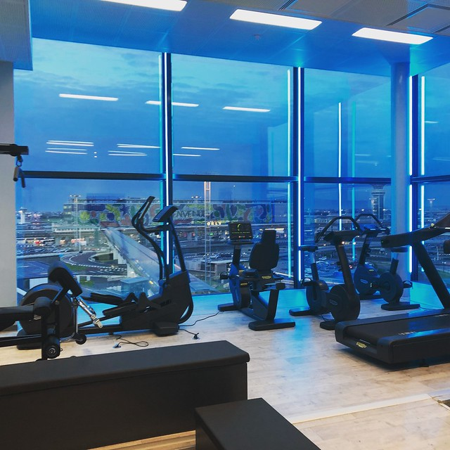 Gym @ Novotel Orly