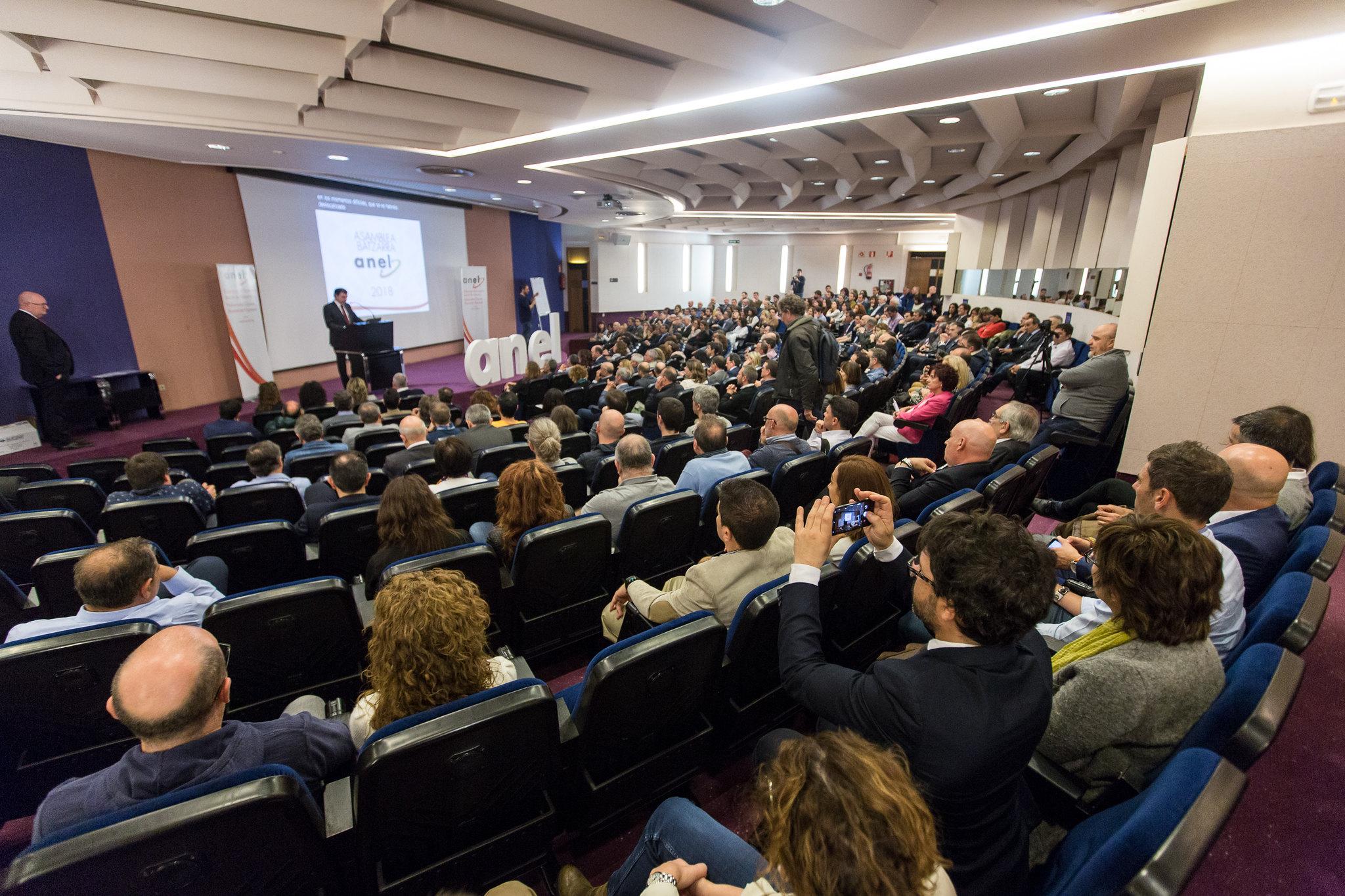 Asamblea de Anel 2018
