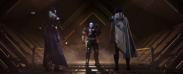 Destiny 2 Warmind - Rasputin