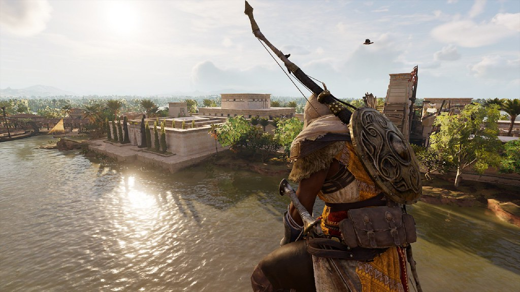 Discover the Creators: Assassin's Creed Origins